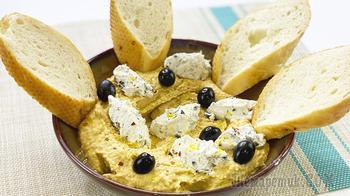 Хумус по-гречески   Рецепт хумуса с изюминкой