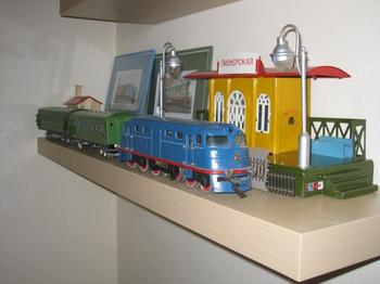 Мечта каждого советского ребенка: детская игрушечная железная дорога