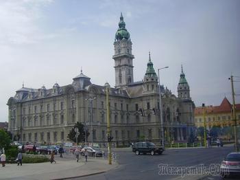 Венгрия – родина гордых мадьяр, чардаша и термальных купален. Часть 3. На западных рубежах страны