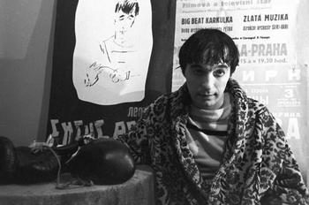 Как боксёр Леонид Енгибаров стал клоуном