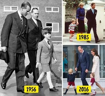 9 неудобных правил, которым следует британская королевская семья