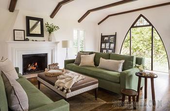 Безупречный дизайн дома в Калифорнии