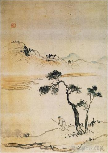 Корейская живопись. Кан Сехван – Kang Sehwang (강세황) (1713-1791)