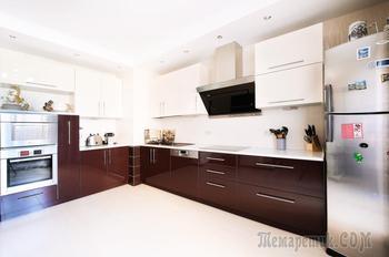 Кухня - шоколад
