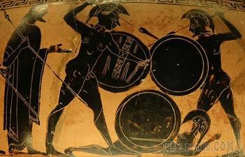25 малоизвестных фактов о Пелопоннесской войне
