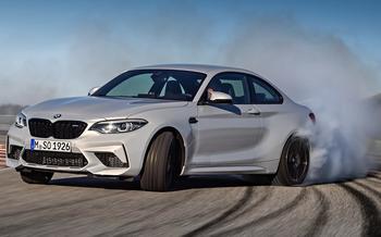 BMW M2 Competition 2018 – «злое» купе с 410-сильным мотором