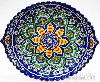 Национальный узбекский орнамент