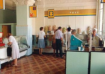 Как и где в СССР доставали дефицитные продукты к праздничному столу