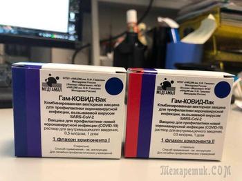Российская вакцина «Спутник V» набирает «политический вес»