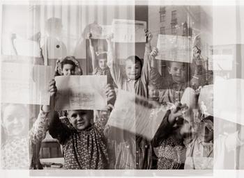 Дети на фотографиях Дмитрия Бальтерманца