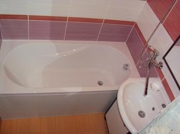 Ванная: ремонт за 10 миллионов рублей