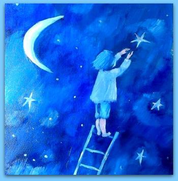 С неба не достать звезду? Так я лестницу найду:)