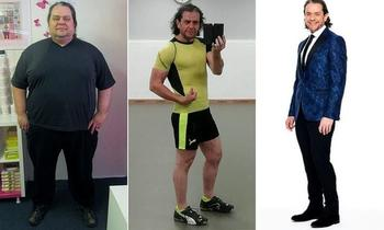 Главное — поставить цель. Мужчина похудел на 100 кг и стал танцором