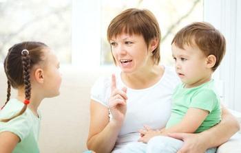7 секретов общения с детьми