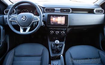 Новый Renault Duster: 5 причин похвалить отечественную сборку
