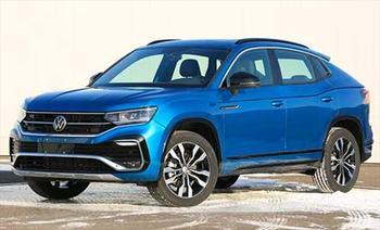 Volkswagen Tayron X 2020: купе-образный брат паркетника Тайрон