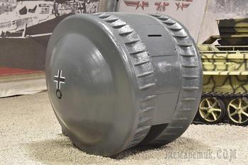 Шаротанк и летающая бронетарелка: 7 самых необычных бронемашин