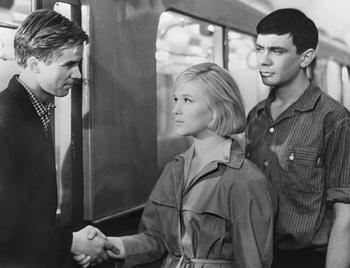 Романтика и любовь в СССР: как знакомилась и ходила на свидания советская молодежь
