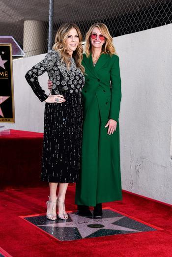 Какой оттенок зеленого подходит блондинкам? Джулия Робертс дает совет