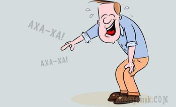 Попробуйте не засмеяться! 20 коротких анекдотов про жизнь