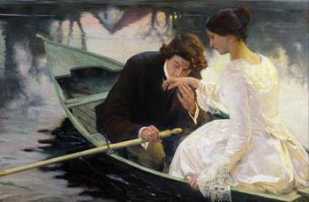 Любовь и нелюбовь символы на картинах 19 века, которые люди сразу понимали
