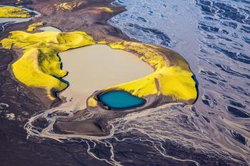 Инопланетные пейзажи Исландии в фотографиях