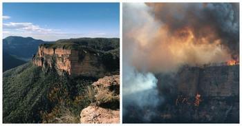 Австралия в огне: шокирующие снимки с горящего континента