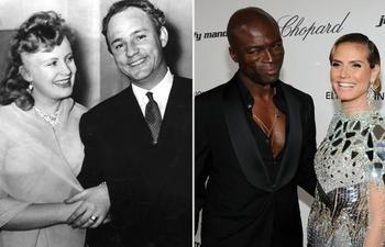 Знаменитые мужчины, которые женились на женщинах, беременных от других мужчин