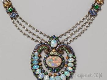 Тиффани - украшения эпохи Art nouveau