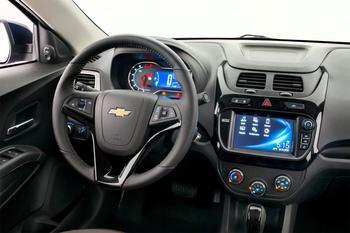 """Автомобиль """"Кобальт-Шевроле"""" : фото, технические характеристики, отзывы"""