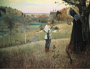 Смерть и Чудо в судьбе знаменитого русского художника Михаила Нестерова: Малоизвестные страницы из личной жизни