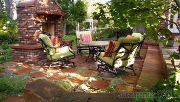 Как с картинки: 9 практичных идей по обустройству сада и двора на даче