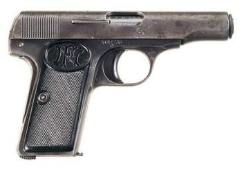Пистолет Браунинг образца 1910 года (FN Browning 1910)