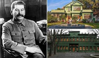 Мнимый аскетизм Сталина, или с Каким размахом обустраивались и охранялись дачи Отца народов
