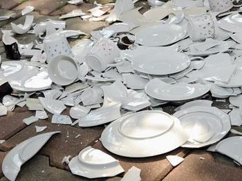 Народные приметы про разбитую тарелку