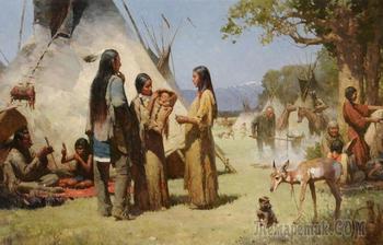 Что ели, чем торговали и как жили индейцы до Колумба: стереотипы против фактов