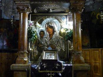 Гробница Богородицы в Иерусалиме