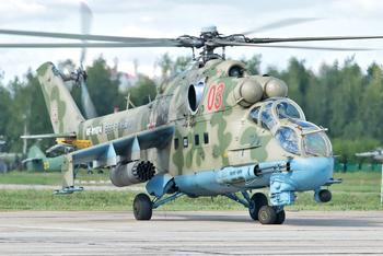 Огонь и трепет: 10 ударных вертолетов со всего мира, которых стоит бояться