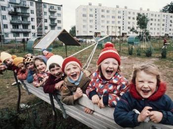 Советские дворы, из которых дети не хотели уходить, сколько бы мамы не зазывали домой