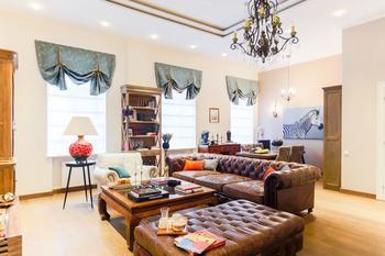 Роскошная квартира 130 м²