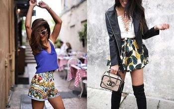 Модные женские шорты на лето 2020