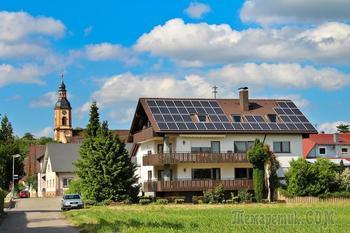 Как выглядит сегодня баварская деревня?