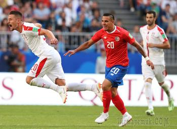 «Сборная Сербии болеет за Россию»