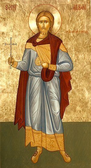 Спасение Европы и святой Альбан