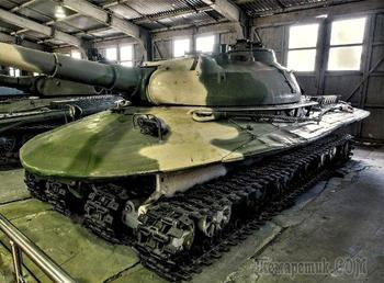 10 малоизвестных танков из СССР, которые отличаются нетривиальностью концепта