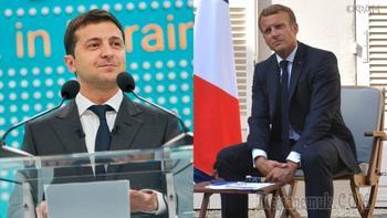 «Украинские банды»: посол объяснил скандальные слова Макрона