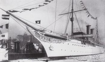 Как сын бедного датского иммигранта стал морским магнатом и построил первый в мире круизный лайнер
