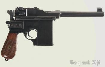 «Маузер»: легендарный «пистолет комиссаров»