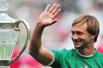 «Грех жаловаться»: Сычев завершил карьеру