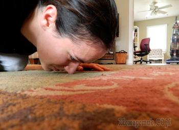 Как почистить ковер без лишней суеты: домашние методы с профессиональными результатами